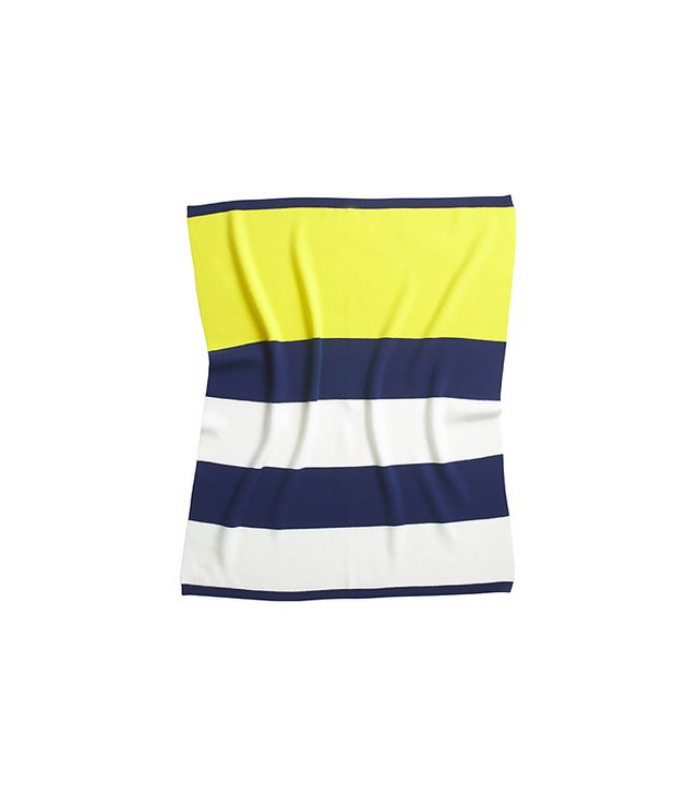 Atelier Child The Stripe Cashmere Blanket