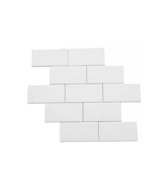 Daltile Rittenhouse Arctic White Tile