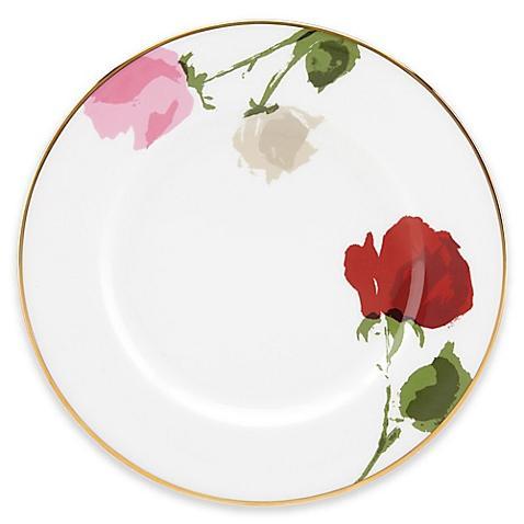Kate Spade New York Rose Park Salad Plate