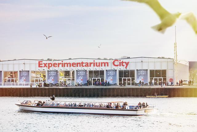 Papirøen and Experimentarium City
