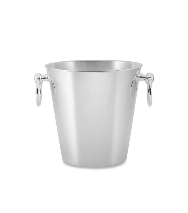 Williams-Sonoma Presidio Silver-Plated Ice Bucket