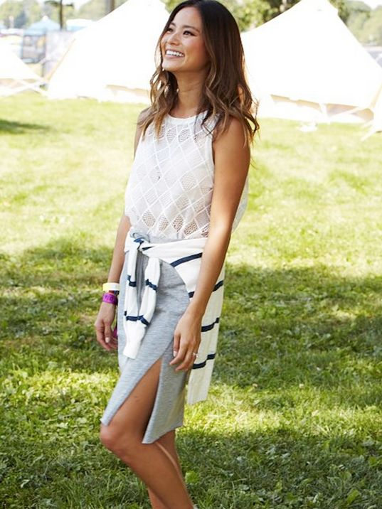 Gorgeous: This Is How Jamie Chung Hosts a Bridal Shower