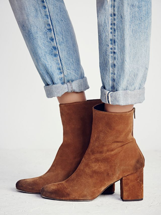 Free People Cecile Ankle Boots