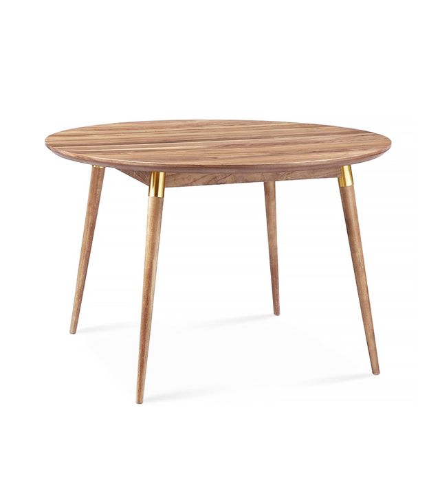 Apt 2B Victory Round Dining Table