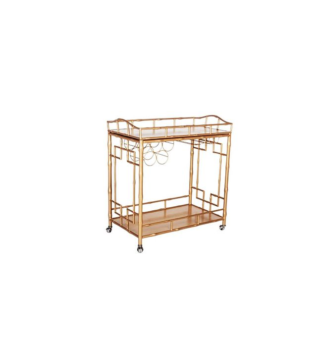 Society Social Sedgewick Bar Cart