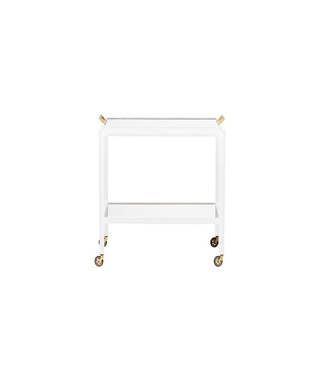 Serena & Lily Parisian Bar Cart