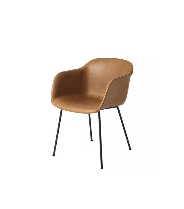 Huset Muuto Fiber Chair With Tube Base