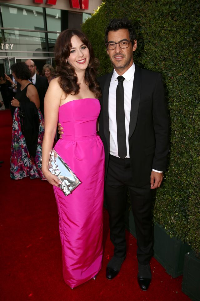 Whoa: Zooey Deschanel Secretly Got Married and Had a Baby