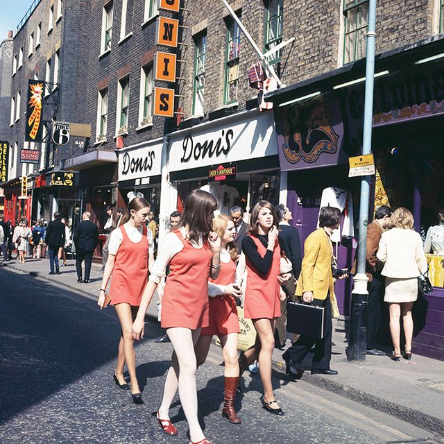 From Haight-Ashbury to Carnaby, 6 Iconic Streets of Fashion