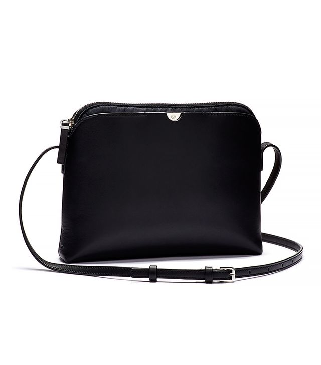 The Row Multi-Pouch Calfskin Crossbody Bag