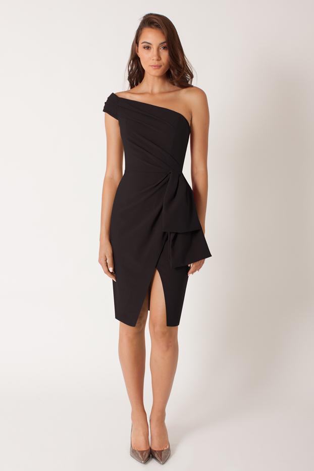 Janie Bryant for Black Halo Angelica Sheath Dress