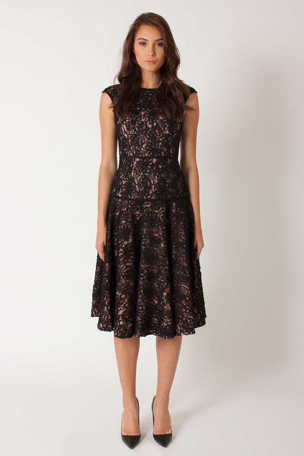 Janie Bryant for Black Halo Thea Dress