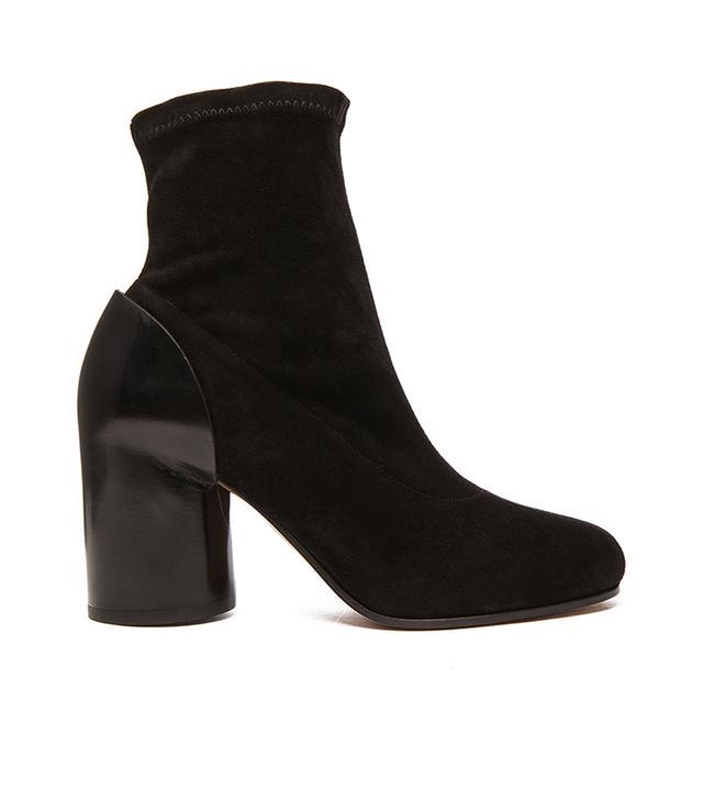 Maison Margiela Suede Sock Boots