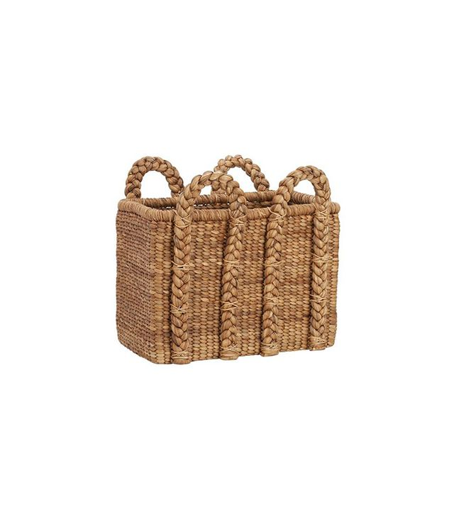 Pottery Barn Beachcomber Oversized Rectangular Basket