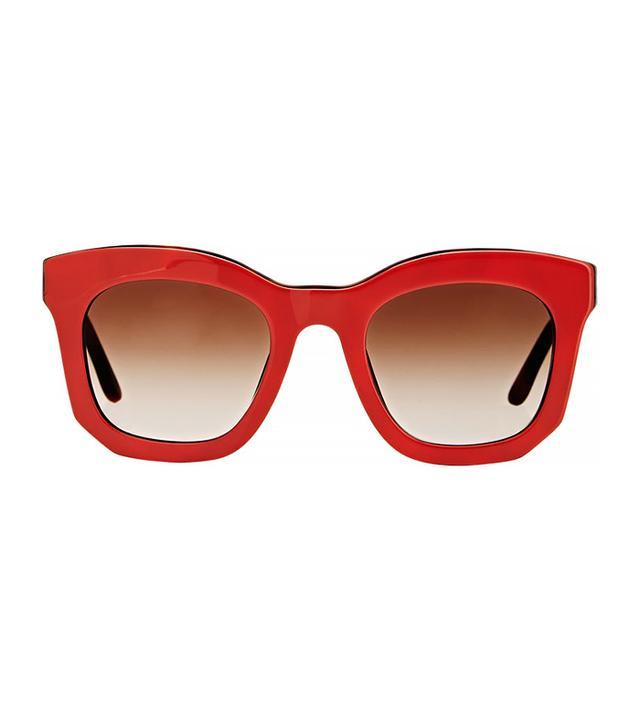 Stella McCartney Contrast-Interior Sunglasses