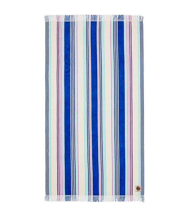 Ruby Mint Cabana Towel