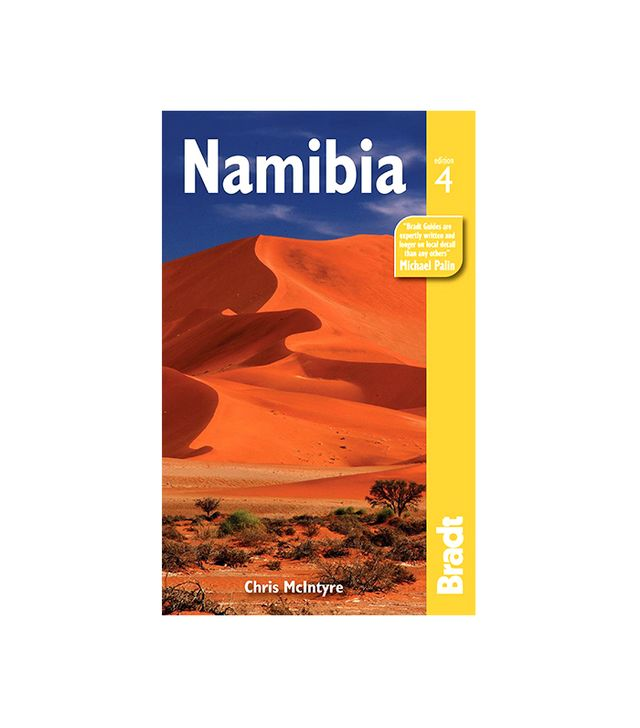 Namibia, 4th: The Bradt Travel Guide by Chris McIntyre