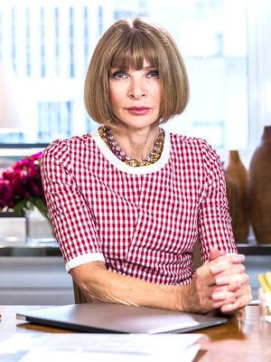 What Anna Wintour Hopes to Learn From Zara