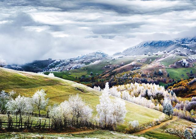 """Romania, Land of Fairytales"""