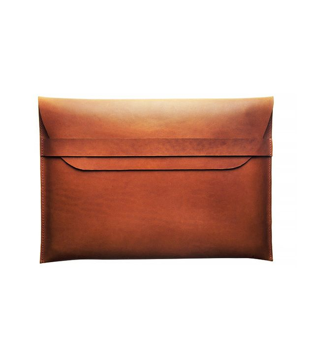 Horween Leather Co. Leather Macbook Air Sleeve