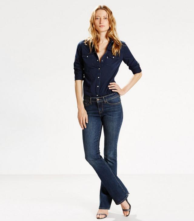 Levi's 715 Boot-Cut Jeans