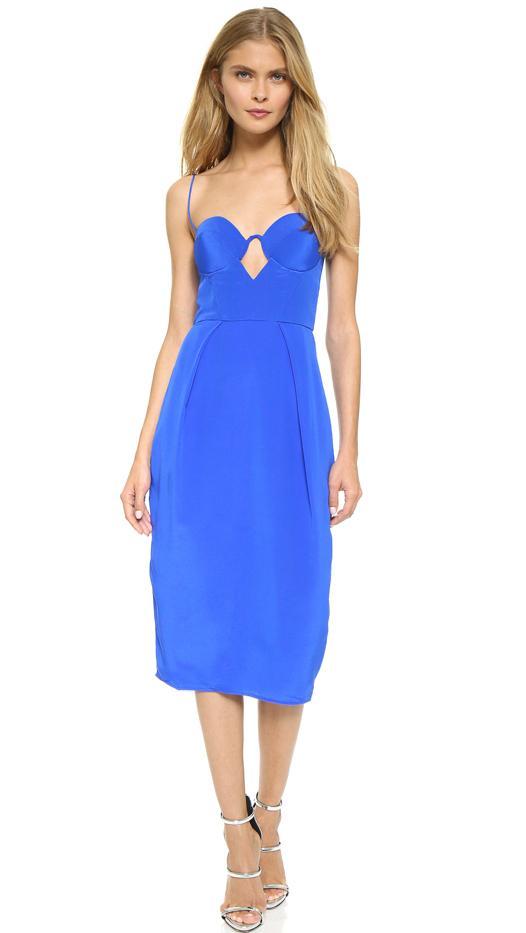 Zimmermann Silk Lift Dress