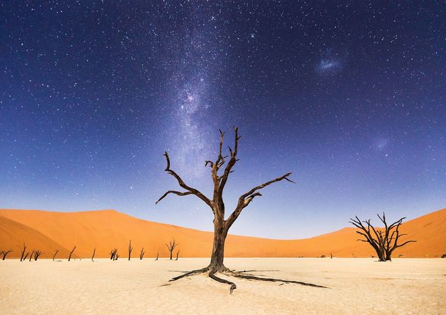 """A Night at Deadvlei"""