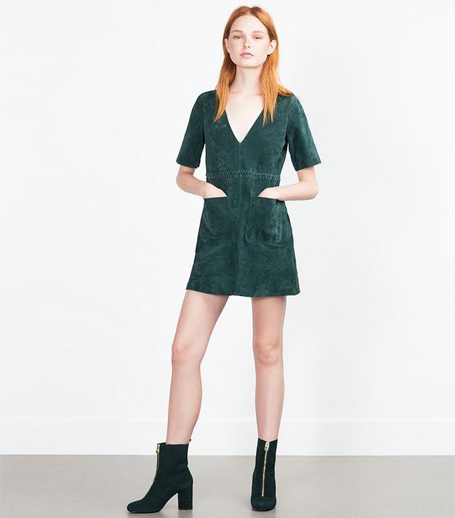 Zara Flared Dress