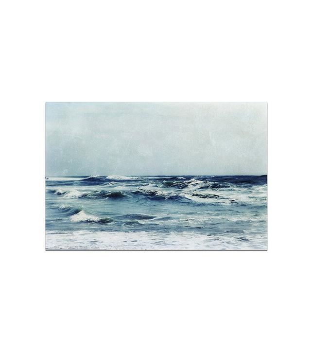 """""""Pacific I Print"""" by September Wren"""