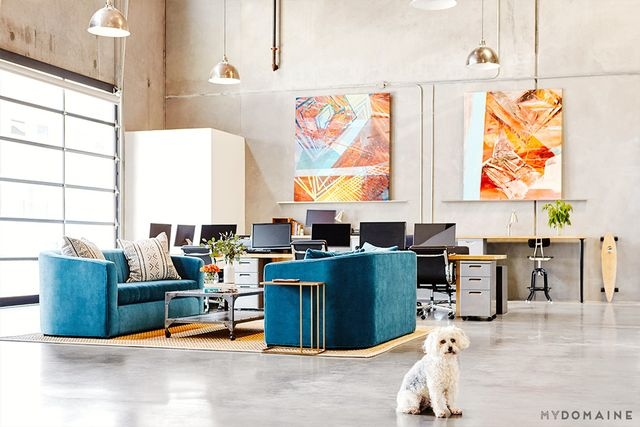 Though only in the space for approximately eight months, Greycroft Partners created a comfortable office that's almost residential in feel. Seeking the design expertise of Consort, the open...