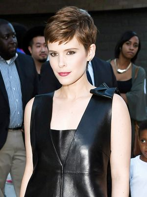OK, Kate Mara Just Wore the Coolest LBD