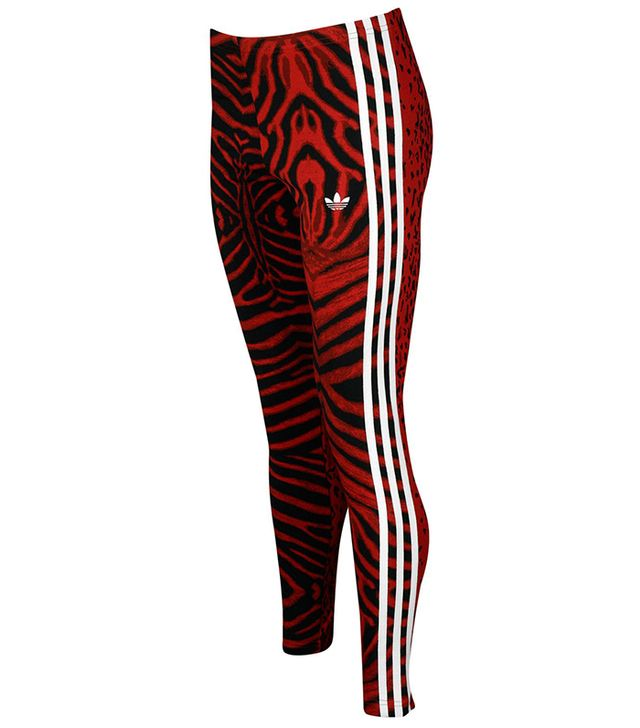 Adidas Originals Red Clash Leggings