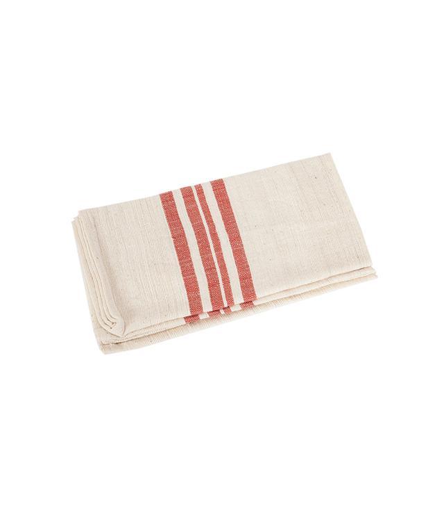 Adobe Creative Women Euro Stripe Napkin