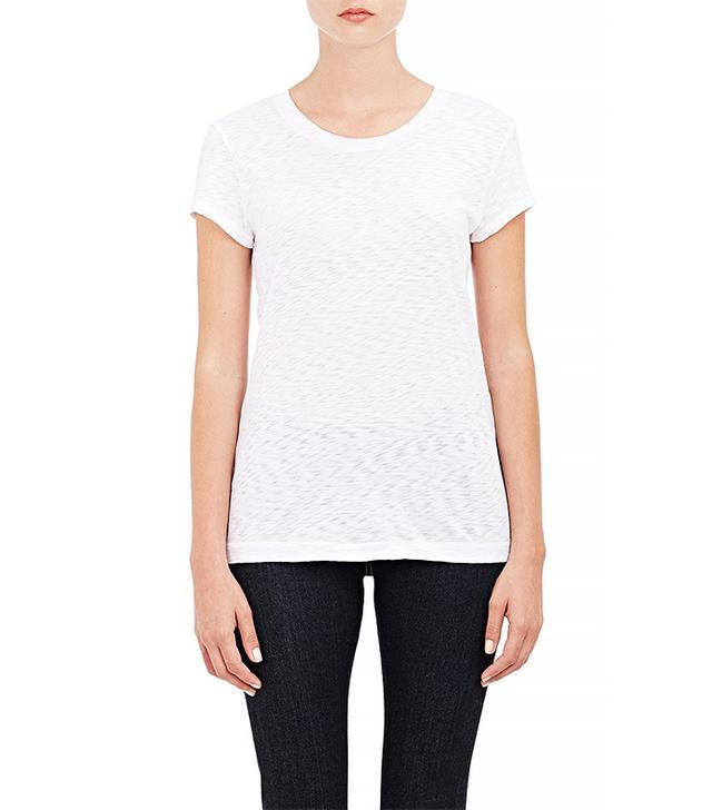 "Rag & Bone ""Classic Tee"" T-Shirt, White"