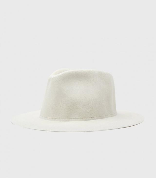 Ryan Roche Bare Angora Hat