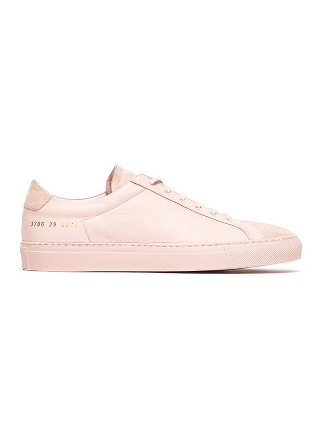 Woman by Common Projects Achilles Premium Low Sneakers