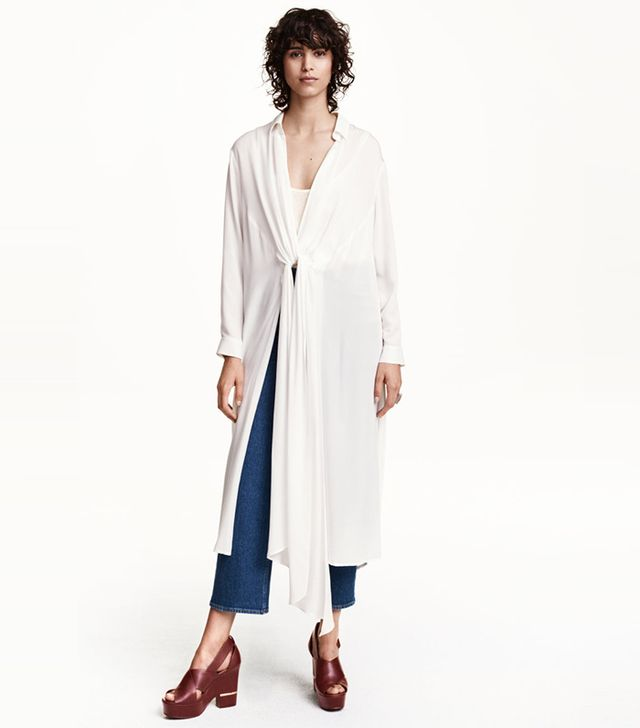 H&M Long Shirt