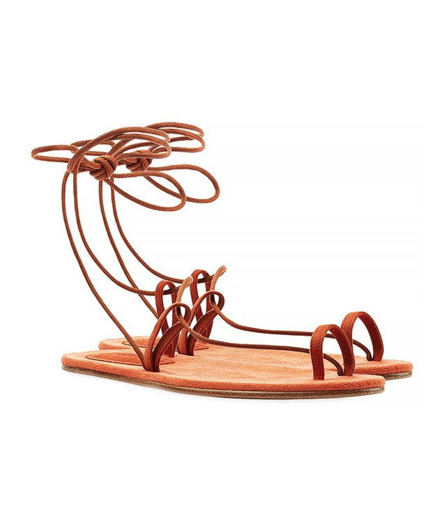 Chloé Fawne Invisible Sandals