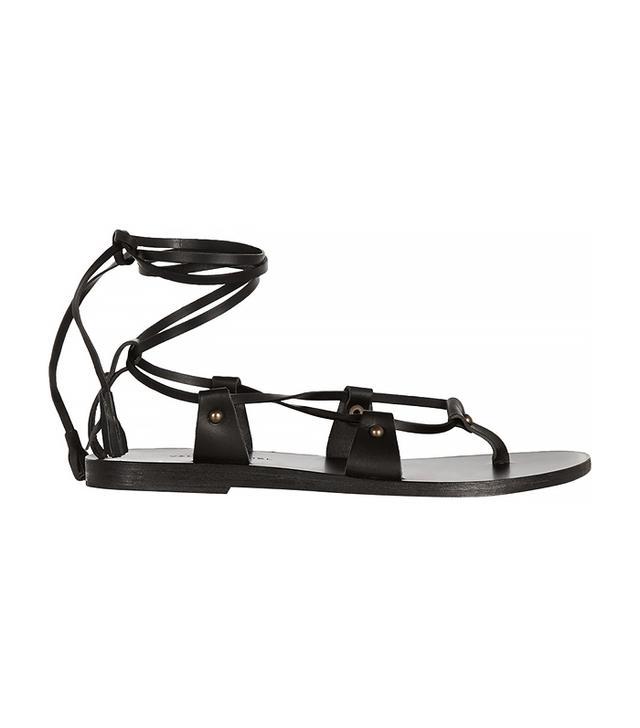 Valia Gabriel Lia Leather Sandals