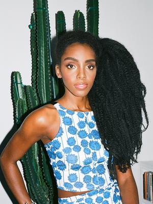 Urban Bush Babe's Cipriana Quann Shares Her Natural Hair Secrets