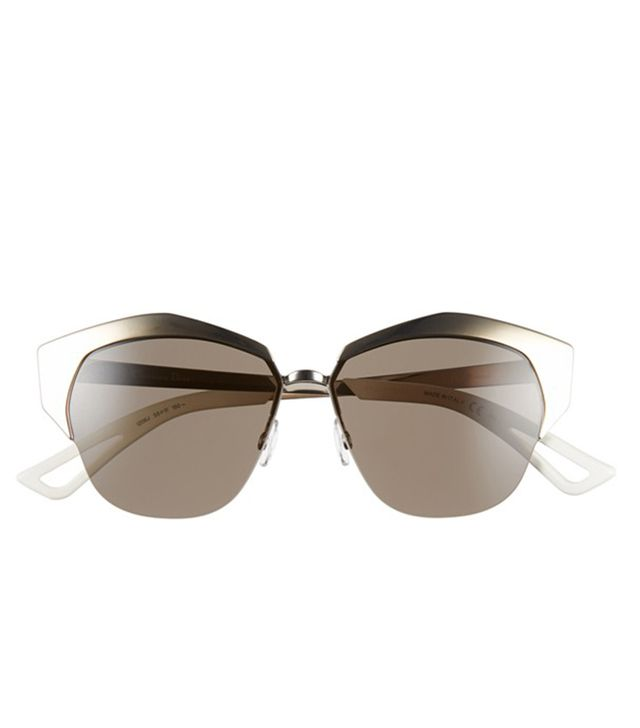 Dior Mirrors Cat Eye Sunglasses