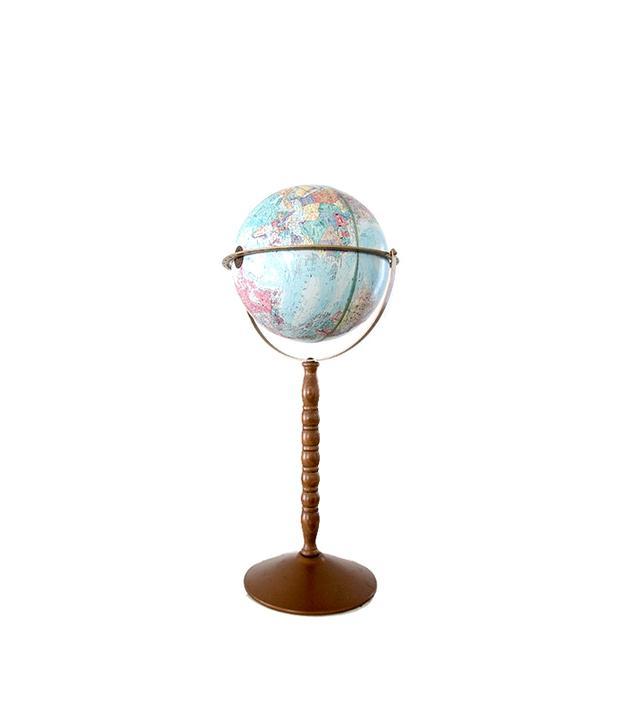 86 Home Vintage World Globe