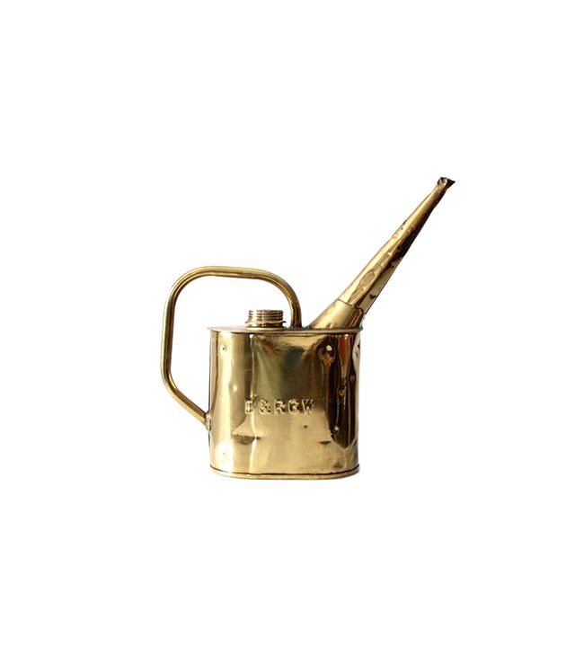 86 Home D&RGW Brass Watering Can