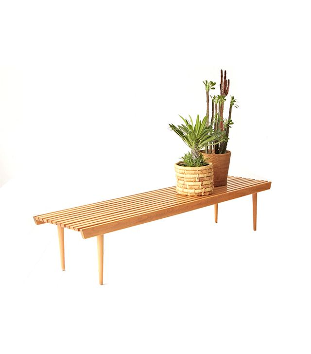 Other Times Vintage Extra Long Slat Table