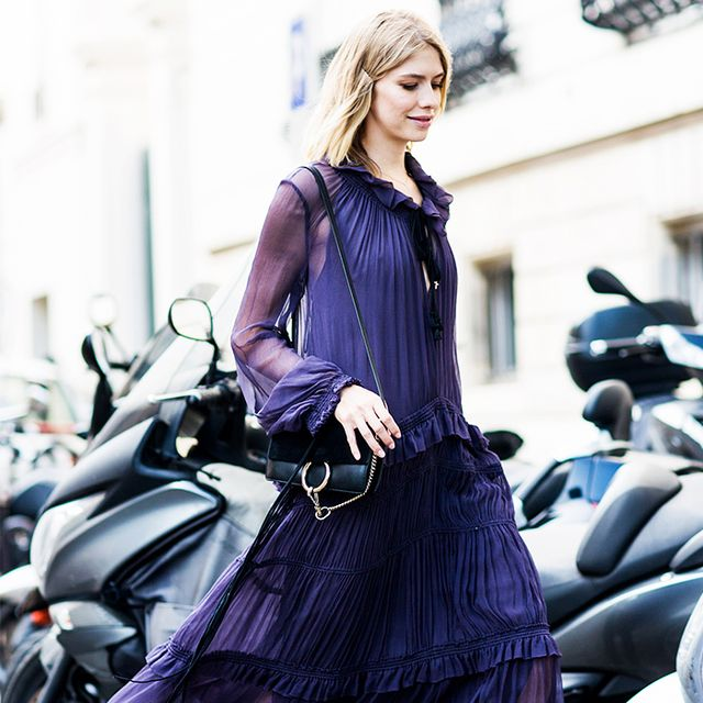Le Sigh: 17 Insanely Romantic Street Style Snaps
