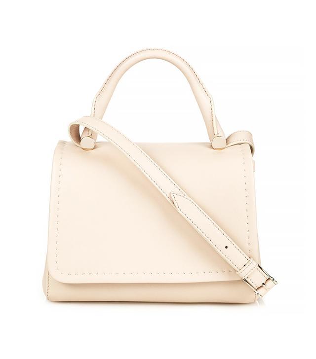 Max Mara J Crossbody Bag, Ivory