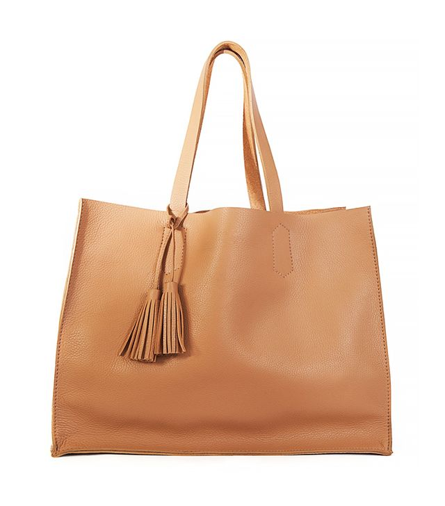 Shaffer The Miryam Tote, Tan