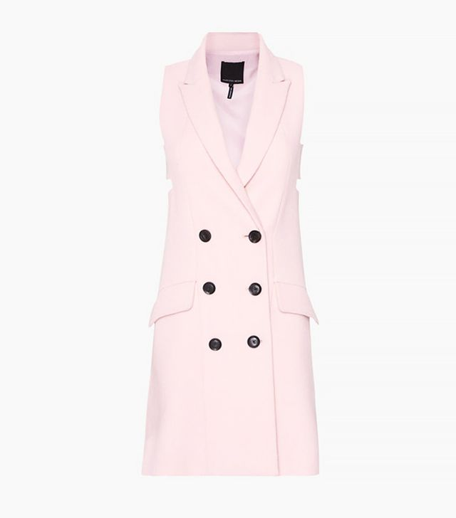 Marissa Webb Tessa Vest Dress, Pink