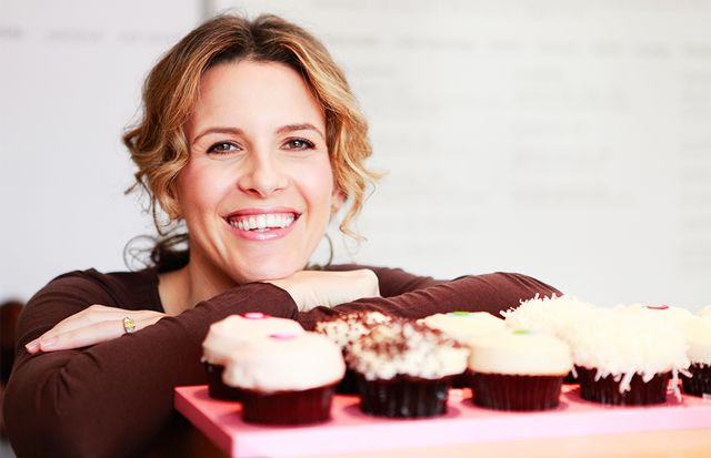 Candace Nelson, Founder and CEO of Sprinkles