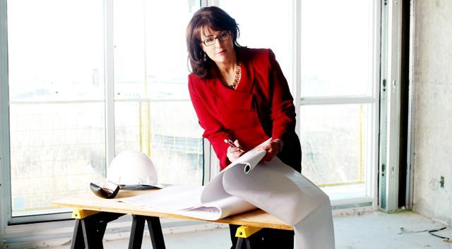 Kimberley Seldon of Kimberley Seldon Design Group